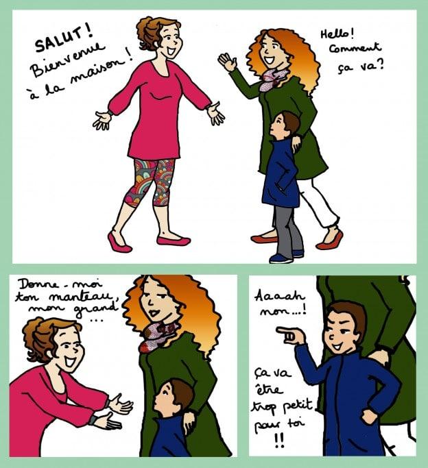 donne-moi ton manteau