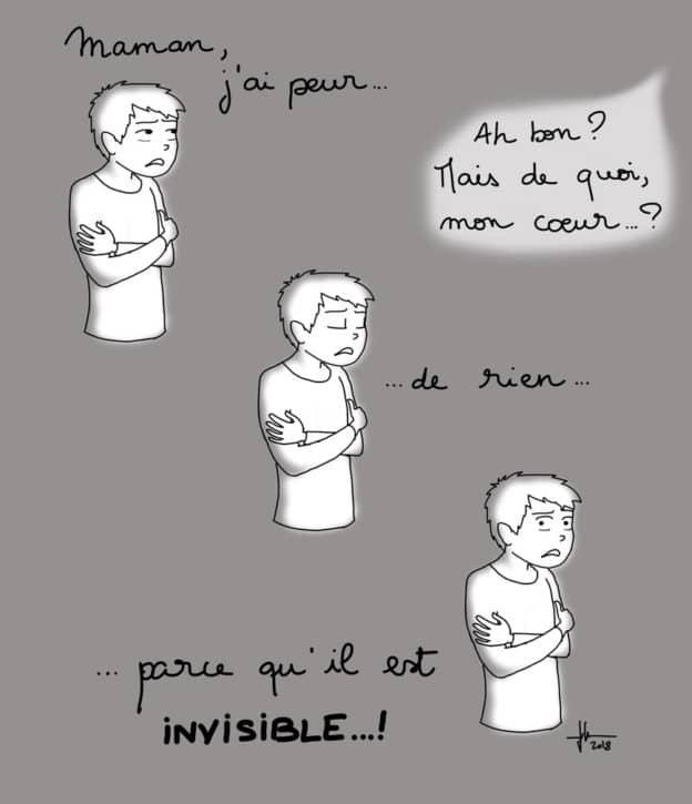Les peurs irrationnelles